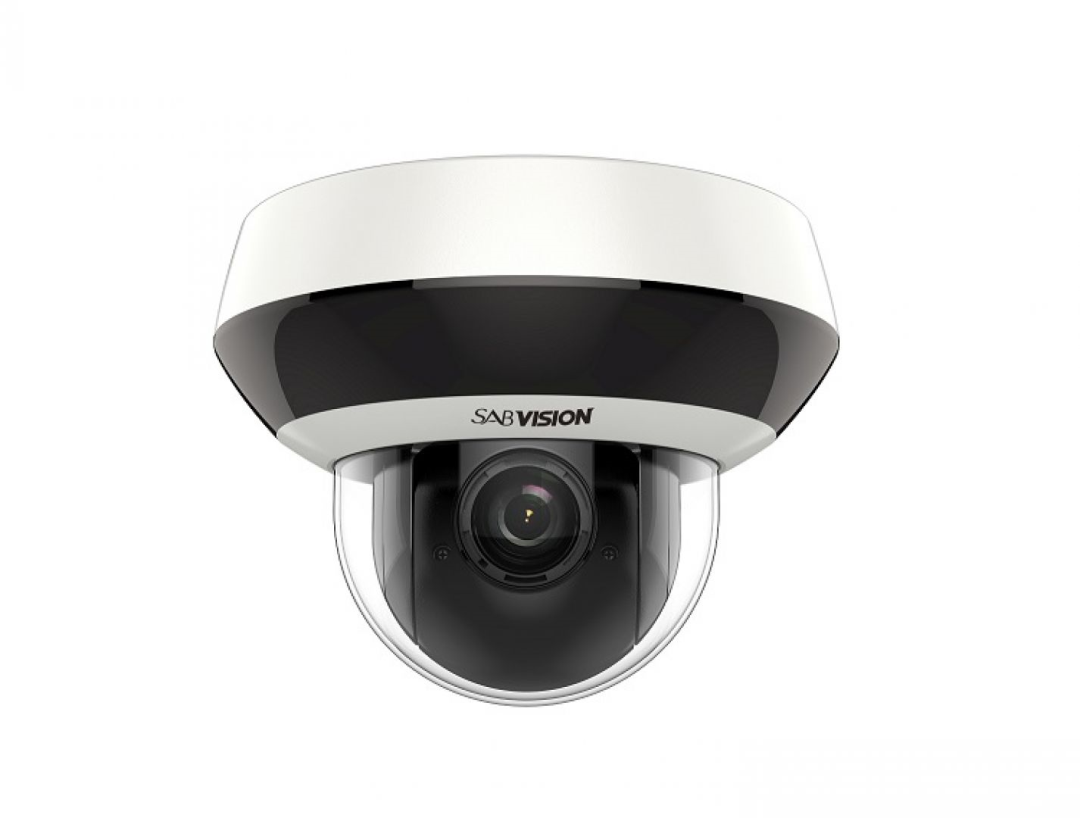 SabVision  2600 4MP 2.5K QHD PTZ IP Camera (P218)