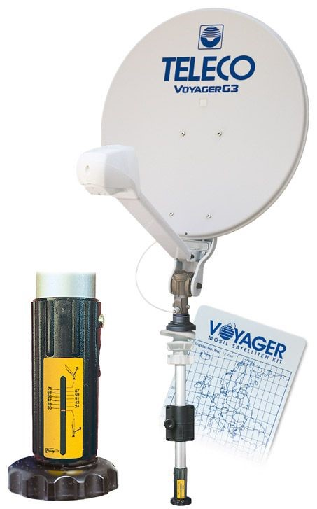Teleco  Voyager G3  85  cm