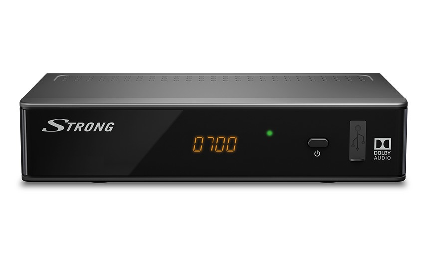 Strong  SRT8541  DVB-T2 digitenne ontvanger