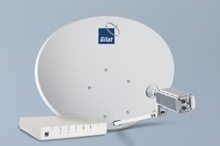 Astra2Connect  Internet via satelliet set