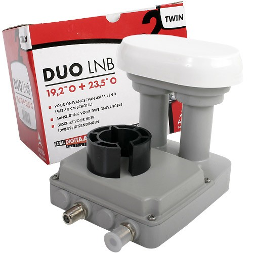 Canal Digitaal  Duo LNB Twin