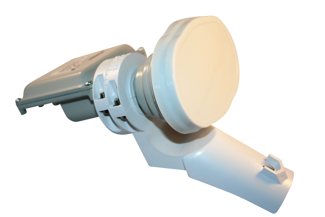 Travel Vision  R6 65cm Duo LNB kit 1 aansluiting
