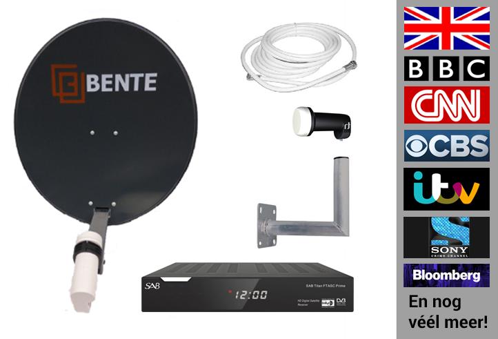 Arob Antennebouw  Engelse zenders set