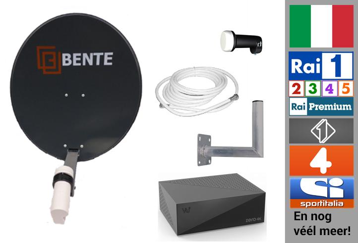 Arob Antennebouw  Italiaanse zenders set