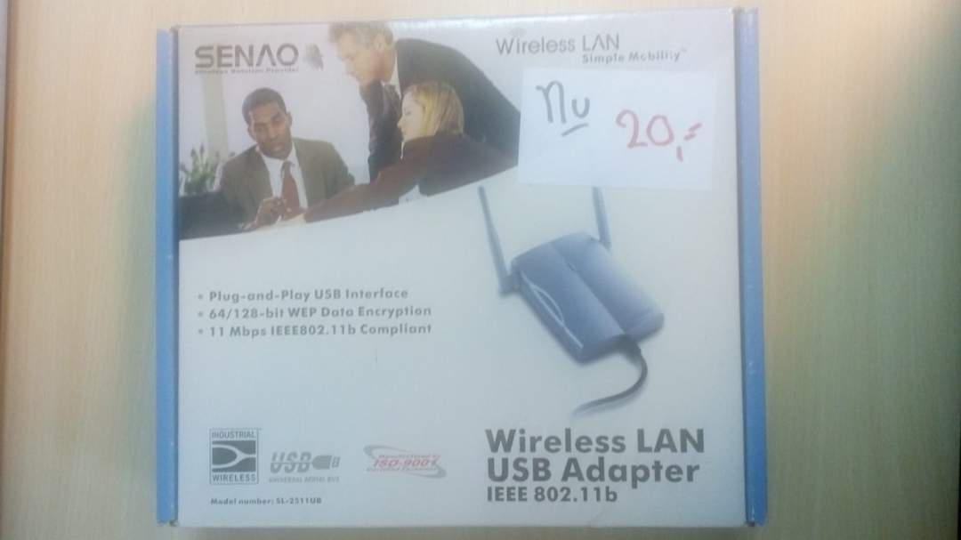 Senao  Wireless LAN USB Adapter - OP = OP
